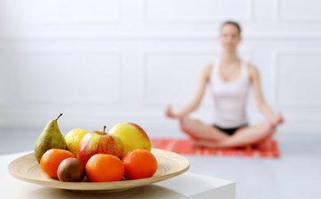 Meditaţia te ajută să mănânci sănătos