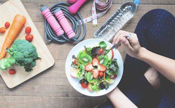 Mâncare, somn, sport: 3 elemente cheie ale vieții